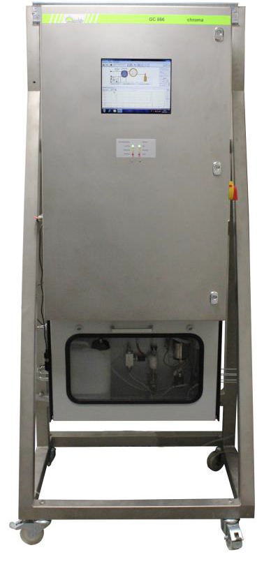 GC process cabinet