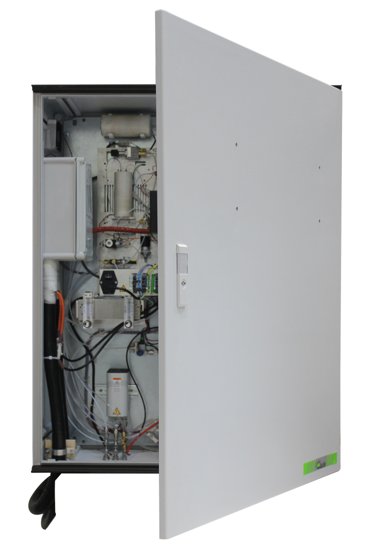Odor & VOCs monitoring for Odor & Chemical Control Units (OCU)