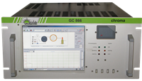 Volatil Organic Compounds (VOC) analyzer: chromaFID
